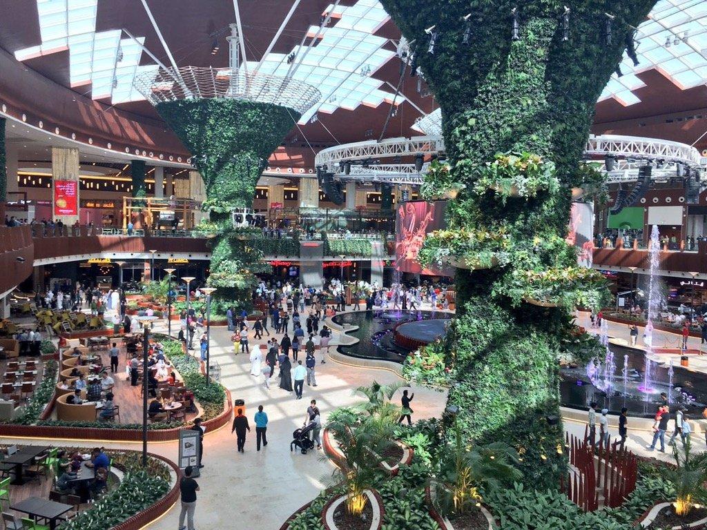 Qatar Mall Opening