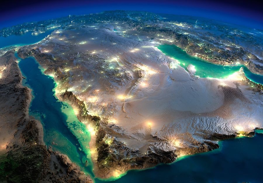 Saudi entertainment City