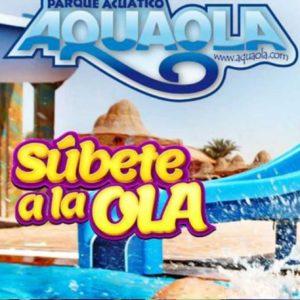 西班牙格兰纳达Aquaola水上乐园负责人, Raquel Rodríguez访谈