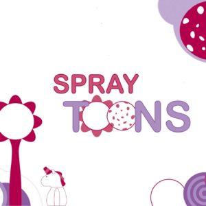 新的水上游戏目录: Spray Toons