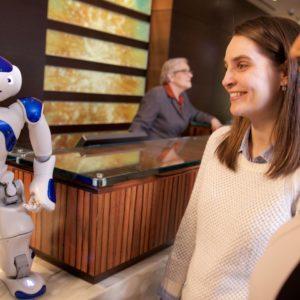 为酒店业的客户体验所服务的科技