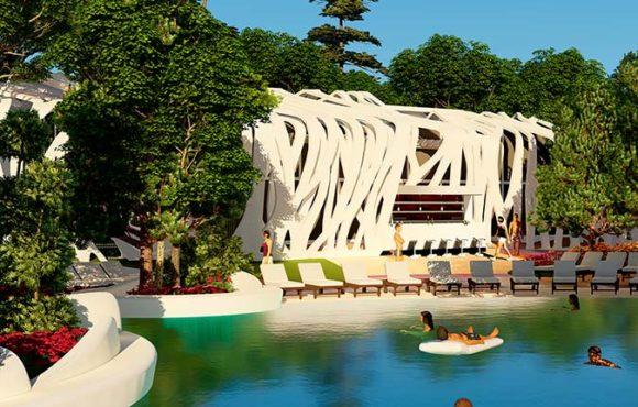 水上乐园的建筑设计:改善成本的体验