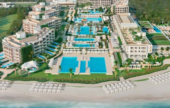 Ikos Andalusia, 将所有奢侈包含其中的高端酒店