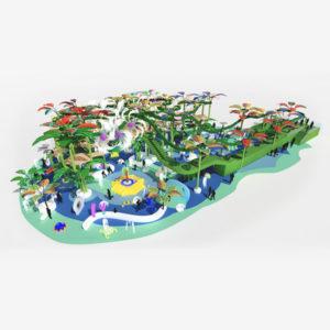 飞溅轨道:冒险水环道