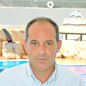 Pedro Codina,外派的公园管理专家