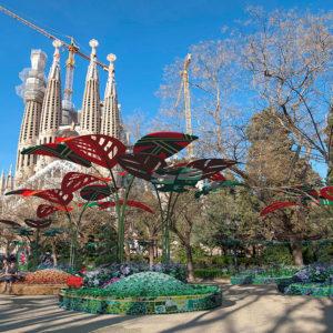 西班牙的本国旅行地所带来的积极成果