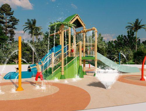 多米尼加共和国的水上游戏
