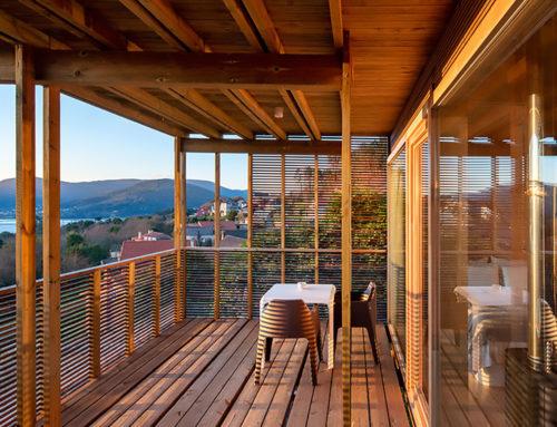 阿尔贝达旅游度假区,拉克鲁尼亚,由CSCAE认可