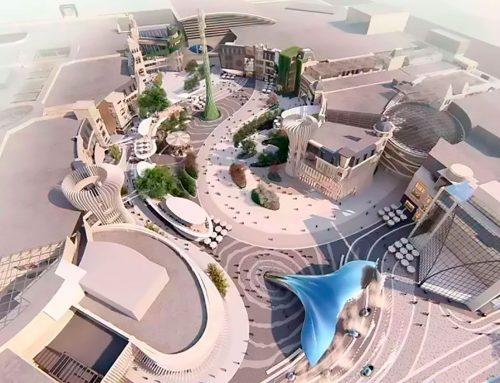 世界最大购物中心的历史故事