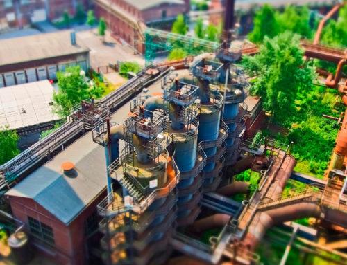 """钢铁生产的未来:""""绿色 """"钢铁"""