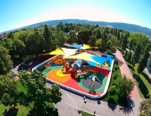 塔波拉多游乐场:一条龙和一个苹果 (+视频)
