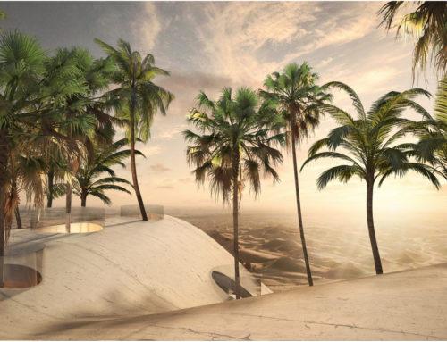 DUNAS:即将在科威特建造的绿洲酒店